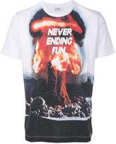 Tim Coppens atomic print T-shirt