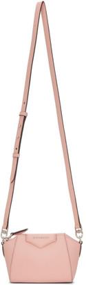 Givenchy Pink Nano Antigona Bag