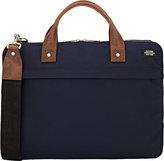 Jack Spade Men's Slim Briefcase-NAVY