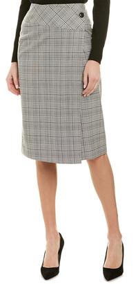 Reiss Alenna Wool-Blend Skirt