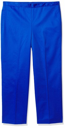 Alfred Dunner Women's Petite Proportioned Medium Pant