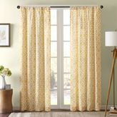 Bed Bath & Beyond Delray Diamond Window Curtain Panel