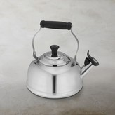 Le Creuset Classic Stainless-Steel Tea Kettle