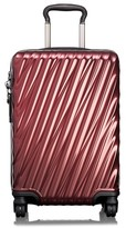 Tumi 19 Degree 21 Inch International Wheeled Carry-On - Red