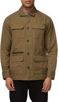 Tavik Men's 'Isle' Canvas Shirt Jacket