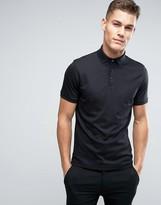 Calvin Klein Jersey Polo Shirt