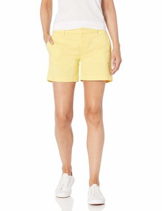 """Tommy Hilfiger Women's Hollywood 5"""" Chino Short"""