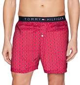 Tommy Hilfiger Men's Woven Boxer