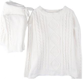 Goodnight Macaroon 'Frances' Cable Knit Super Soft PJ Set (2 Colors)