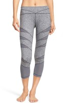 Zella Women's Flash Crop Leggings