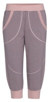 adidas by Stella McCartney Essentials Cropped Cotton-blend Track Pants