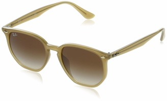 Ray-Ban RB4306F Hexagonal Asian Fit Sunglasses