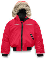 Canada Goose Grizzly Down Bomber Jacket, Size 2-7