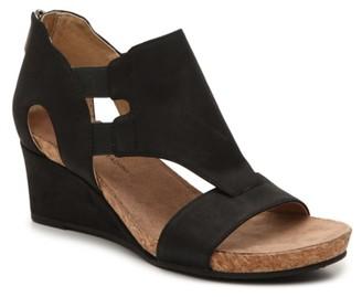 Adrienne Vittadini Telli Wedge Sandal