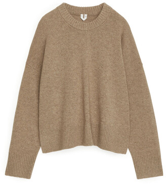Arket Wool Jumper