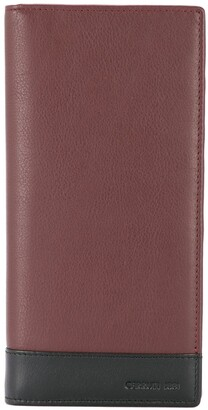 Cerruti Two Tone Long Wallet