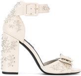 Senso Vallia sandals - women - Leather/rubber - 36