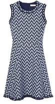 Tory Burch Justine Tweed Dress