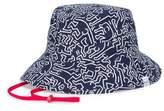 Herschel Men's Creek X Keith Haring Bucket Hat