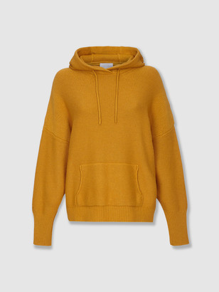 Arjé The Clement Cashmere Blend Hoody Sweater