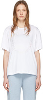 Stella McCartney White Happy Logo T-Shirt