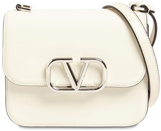 Valentino Vsling Small Patent Leather Bag