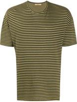 Roberto Collina striped boxy fit T-shirt