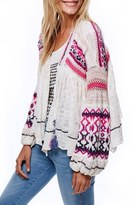 Free People Women's Dreamland Cardigan