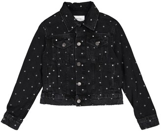 Current/Elliott Current Elliott Black Cotton Jacket for Women