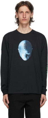 Awake NY Black Civilized Long Sleeve T-Shirt