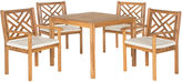 Asstd National Brand Mosley 5-pc. Outdoor Dining Set