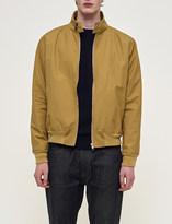 Community Clothing Waterproof cotton harrington jacket