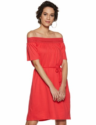 Vero Moda Women's Laura Off Shoulder Dress
