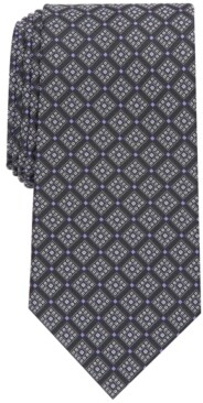 Perry Ellis Men's Cambria Slim Neat Tie