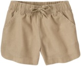 Crazy 8 Linen Pull-On Shorts