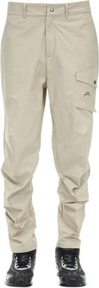 A-Cold-Wall* Logo Print Nylon Track Pants