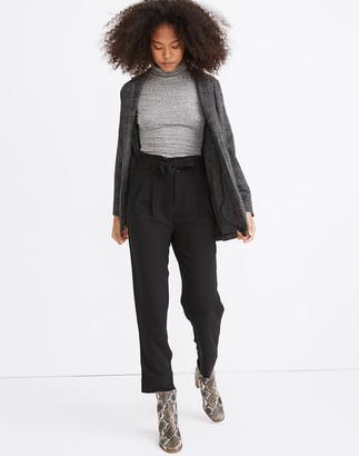 Madewell Tall Drapey Paperbag Pants