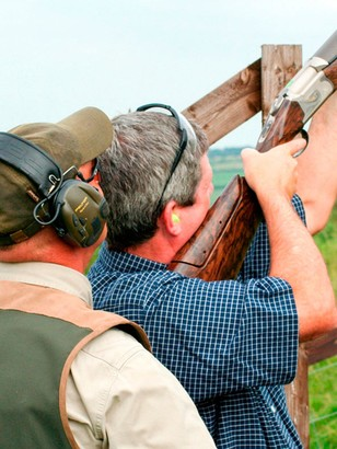 Virgin Experience Days Clay Shooting Experience with Seasonal Refreshments in a Choice of 10 Locations