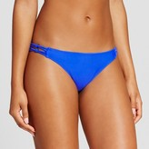 Xhilaration Women's Strappy Bikini Bottom