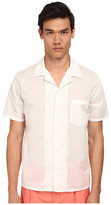 Marc Jacobs Regular Fit Sandy Stripe S/S Button Up
