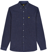 Lyle & Scott Brushed Flecked Shirt
