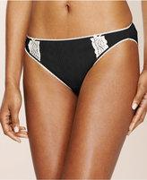 Charter Club Pointelle Cotton Bikini, Only at Macy's