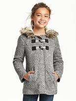 Old Navy Sweater-Knit Fleece Jacket for Girls