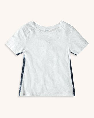 Splendid Girl Cotton Slub Tee