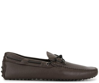 Tod's Brushed Driving Loafers