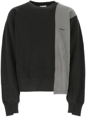 Ambush Logo Panelled Sweatshirt