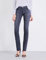 AG Jeans The Harper straight mid-rise jeans