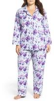 BedHead Plus Size Women's Print Pajamas