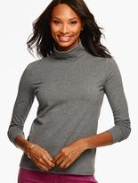 Talbots The Classic Turtleneck Tee