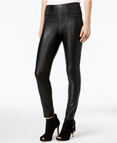 GUESS Suzanne Faux-Leather Leggings